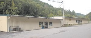The John B. Adams Store at Isom is seen in this photograph taken earlier this week. The store, located off KY 15 near the mouth of Little Colley Creek, has expanded greatly during its 72 years of doing business.