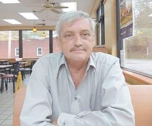 Former Marlowe Coal Camp resident Kernel Banks