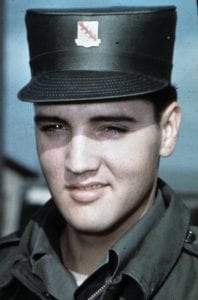 WHEN 'KING CREOLE,'the 1958 movie starring Elvis Presley, came to the Alene Theatre in Whitesburg on October 2, 1958, Presley was back serving his tour of duty in the U.S. Army after being granted a 60-day deferment from January until March of 1958 to record the box-office smash that was released. Presley would later say that his character in the movie, Danny Fisher, was his all-time favorite role. The film was released on July 2, 1958, three months before it came to Letcher County. (AP Photo)
