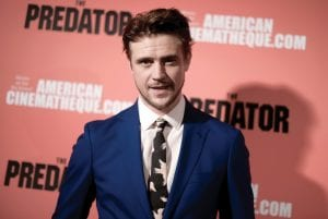 """Prestonsburg native Boyd Holbrook attended a recent screening of """"The Predator"""" in Los Angeles. (AP)"""