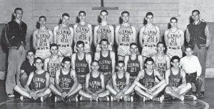 FLEMING-NEON HIGH SCHOOL BASKETBALL TEAM