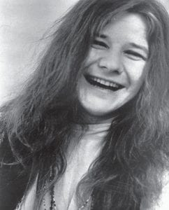 """Rock singer died 48 years ago This October 1970 photo of Janis Joplin was taken just days before she died of a heroin overdose on October 4, 1970. Joplin's star rose quickly during June 1967 with a performance with her San Francisco-based band Big Brother & The Holding Company at the Monterey Pop Festival in California. The Port Arthur, Texas native was found dead just three years later in her hotel room in Las Angeles, where she was putting the finishing touches on what would become her best-selling album, Pearl, which produced the hit song """"Me and Bobby McGee."""" She was 27 years old. (AP Photo)"""