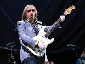 Tom Petty performs with the Heartbreakers in this photo taken during the summer of 2017. Petty's family and former band members say it was like therapy to compile a four-disc box set of his music. It is now on sale. (AP Photo)