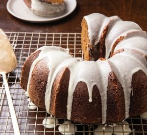 "This recipe appears for bold and spicy gingerbread bundt cake in the cookbook ""The Perfect Cake."" (Joe Keller/America's Test Kitchen via AP)"