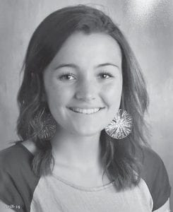 Kassidy Ellis is a granddaughter of Albert and Tonya Tackett, and daughter of John and Ashley Ellis and Alex Trotter.