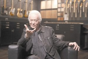 on the wild year of 1968, when the Yardbirds crashed and Led Zeppelin was born. (Invision/AP)