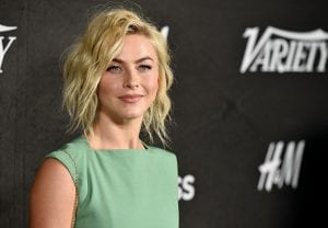 """Julianne Hough is the other woman. She will play Jolene in Netflix's upcoming anthology series based on Dolly Parton music. """"Dolly Parton's Heartstrings"""" will consist of eight episodes, each inspired by one of Parton's famous songs. (Invision/AP)"""