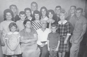 The Bill and Cindy Howard family.