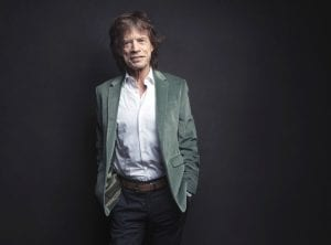 Rolling Stones frontman Mick Jagger, who will tour America next spring with his iconic band, says live shows give him a rush that can't be matched and is the reason that — at 75 — he still loves touring. As of now, the closest the tour will come to this region is Chicago or Washington, D.C. (Invision/AP)