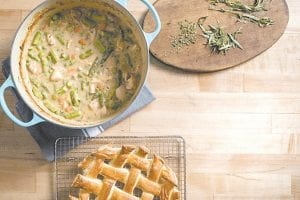 "This recipe appears in the book ""Cook It In Your Dutch Oven."" (Carl Tremblay/America's Test Kitchen via AP)"