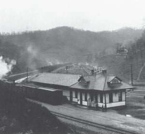 Passenger train service cut by half in 1949 This photo of the Louisville & Eastern Railroad's depot at Fleming in Letcher County was taken in 1915, some three years after the railroad was extended from Winchester to open the Eastern Kentucky Coalfield to mining. The railroad later become known as the Louisville & Nashville, and is known today as CSX Transportation. In January 1949, the Kentucky State Railroad Commission granted permission to the L&N Railroad to discontinue two of the four passenger trains — the Number 1 and the Number 2 — that ran daily between Fleming and Lexington. (Photo courtesy University of Kentucky Digital Library)