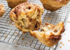 """The recipe for these Morning Buns appears in the cookbook """"All-Time Best Brunch."""" (America's Test Kitchen via AP)"""