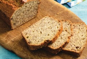 """This photo shows Banana Bread prepared from a recipe that appears in the """"Complete Cookbook for Young Chefs."""" (America's Test Kitchen via AP)"""