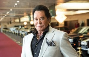 Wayne Newton posed for a photo at his home in Las Vegas in 2015. Newton is marking his 60th anniversary with a return to Caesars Palace casinoresort. His show started this week with dates scheduled through May. (Las Vegas Sun via AP)