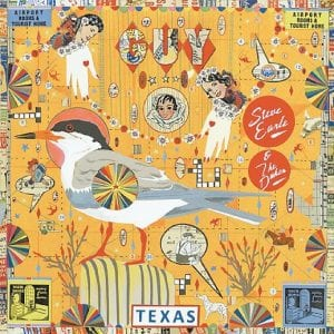 """This cover image released by New West Records shows """"Guy,"""" a release by Steve Earle."""