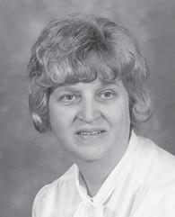 MARY STURGILL