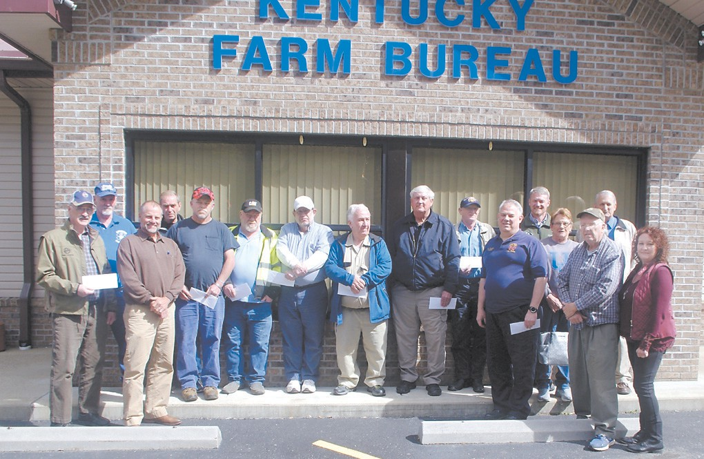 Aep Kentucky Farm Bureau Helps Local Firefighters
