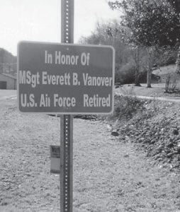 """Everett Vanover says, """"This photo was sent to me by Paul Fleming and Wayne Fleming, my two cousins. I want to thank them and the town of Jenkins."""""""