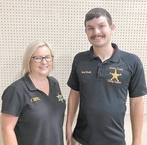 Letcher County Coroner Renee Campbell and Deputy Coroner Derek Meade attended a forensic pathology class for coroners held in Morehead on June 25 and 26.
