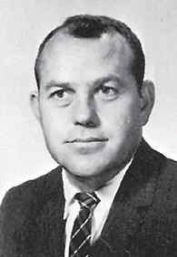 GARDNER BATES, JR. 1962-1966