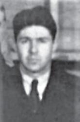 DICK BOURNE 1933-1934