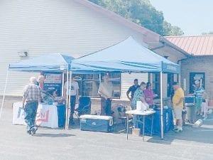 Kentucky Farm Bureau celebrated its Customer Appreciation Day on August 5.