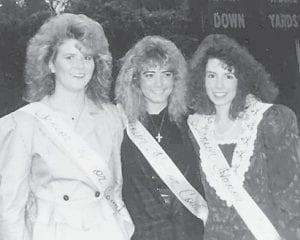 Christine Bolling, Tabitha Hatton, and Scarlett Coots