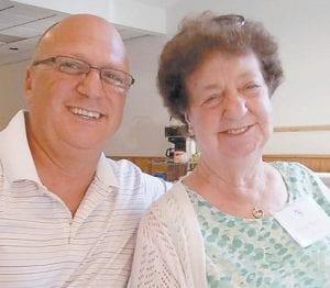 Judy and Charles Kelly