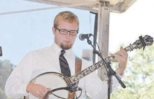 """Jack Adams, banjo picker for Sunrise Ridge Bluegrass Band, will join Larry Efaw & Bluegrass Mountaineers in December. Southern Ohio correspondent Rose Ballard says, """"Congratulations, Jack and Larry, as you both are winners."""""""