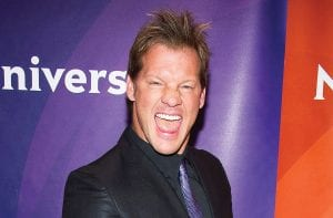 Chris Jericho is seen in this file photo. Backed by billionaire Jacksonville Jaguars owner Shahid Khan and his son Tony, new promotion All Elite Wrestling is set to make its debut on tonight (Oct. 2) on TNT. The company wants to give WWE a run for its money and has already signed big stars Chris Jericho and Cody Rhodes to make an instant splash. (Invision/AP)