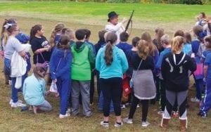 History at Leatherwood