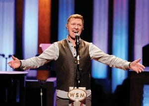 """Three years after country singer Craig Morgan lost his 19-year-old son in a drowning accident, he wrote a song about his grief, pain and his faith, called """"The Father, My Son, and the Holy Ghost."""" He performed it on the Grand Ole Opry and sent a recorded version to his friend and fellow Opry member Blake Shelton. Shelton started an impromptu social media campaign to promote the song, which caused a widespread response of fans reaching out to Morgan. (Invision/AP)"""