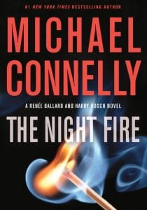 """This cover image shows """"The Night Fire."""" (Little, Brown and Co.)"""