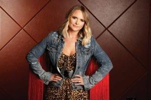 "Country singer Miranda Lambert, posing for this photo in Nashville, Tenn., has just released her latest album ""Wildcard."" (AP Photo)"