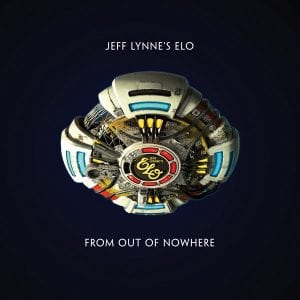 """From Out of Nowhere"" is the new release by ELO. (Columbia)"