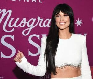"""Singer-songwriter Kacey Musgraves attends the premiere of Amazon Prime Video's """"The Kacey Musgraves Christmas Show"""" in New York last week. (Invision/AP)"""