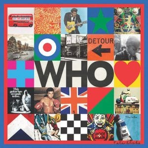 "This cover image released by Interscope Records shows ""Who"" by The Who."