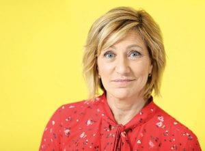 "Edie Falco talks about her role in the news CBS drama ""Tommy,"" in which she plays the first female chief of police in Los Angeles. The native New Yorker found a way to shoot the show in her hometown."