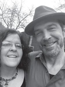 Kae and David Fisher celebrated 30 years of marriage.