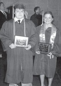 MR. AND MRS. FLEMING-NEON HIGH JOHN CHILDERS AND BECKY CHAMPION