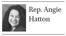 Rep. Angie Hatton