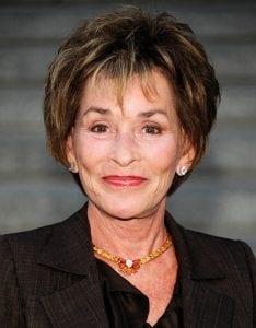 """Judge"" Judy Sheindlin, television's highest-paid personality, announced that ""Judge Judy"" is now filming its last season of episodes, after which she will return to TV under a new format. (AP Photo)"