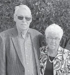 DARRELL and JO ELLA TAYLOR STURGILL