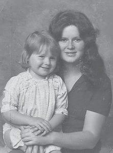 Trenda Sturgill Kincer with her daughter April