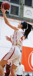 """Former Kentucky standout Maci Morris was having a """"good time"""" living and playing professional basketball in Italy before the coronavirus changed all that. Now she's just happy to be home in Bell County. She was leading her Italian team in scoring and minutes played when her season ended. She's not sure if she'll play in Italy again next season or not."""