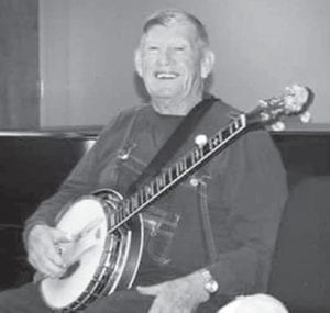 Lee Sexton celebrated his 90th birthday on March 24. He has taught many people to pick the banjo including Jack Adams, who says Mr. Sexton is his hero.