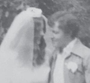 """ANNIVERSARY — """"Tee"""" and Darlene Campbell celebrate their 43rd anniversary."""