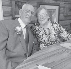 """Belated happy anniversary to Johnny and Ann Calihan celebrating 73 years of marriage and happiness together. """"It is no secret how I love this couple,"""" says southern Ohio correspondent Rose Ballard."""