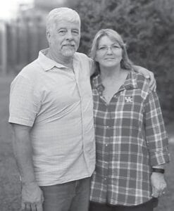 SONNY and FAYE MARTIN