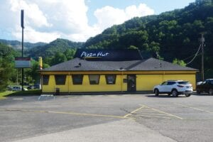 FUTURE UNCLEAR — The company that owns the Whitesburg Pizza Hut has filed for bankruptcy protection and will close 300 restaurants. It is not yet clear whether the Whitesburg location will survive the cuts.